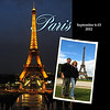 2012 - Paris : Our week long visit to one of the world's great cities.