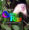 2004-Costa Rica : We begin our retirement by heading to flora and fauna.
