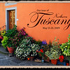 2009 - Tuscany, Italy : We return to one of Italy's most beautiful regions.