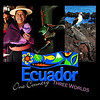 2012 - Ecuador - Mainland : We visit Andean cities and journey into the Amazonian Rain Forest.