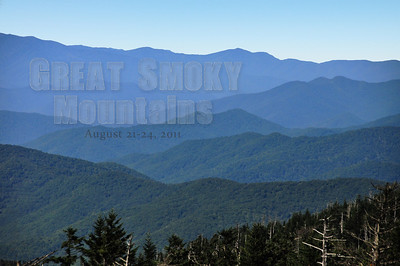 2011 - Tennessee Great Smoky Mountains