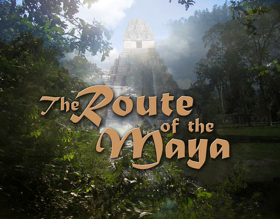 2005 - Route of the Maya