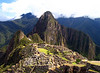 MACHU PICCHU, PERU - One last look at one of the great archaeological wonders of the world.