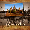 2009 - Cambodia : Our SE Asia adventure concludes with a visit to the temples of Angkor.